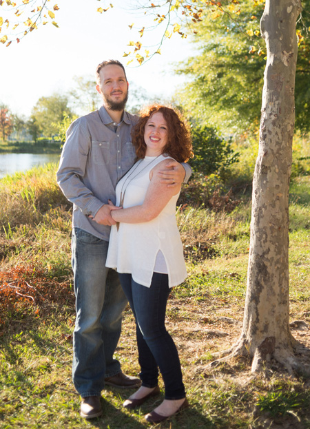 Picture of Brian & Cara Leighty of Leighty Photography